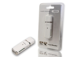 Addon ADDCR010 USB 2.0 Mini Card Reader