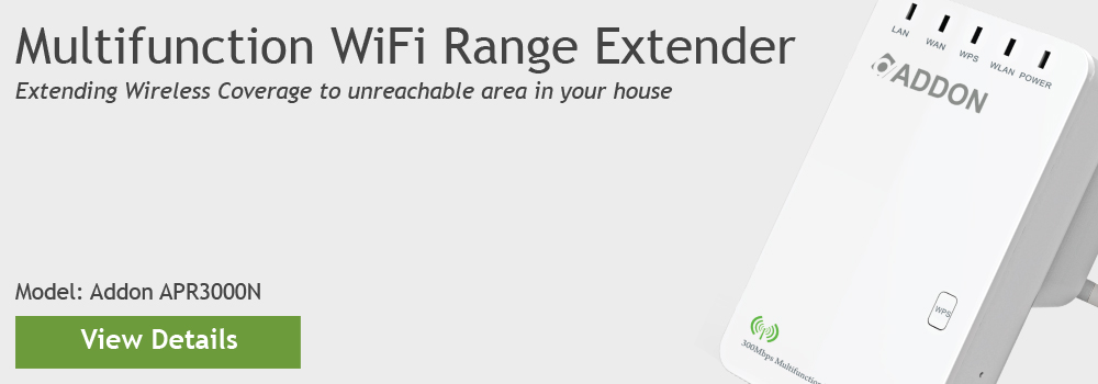 Wifi Range Extender Wifi Booster Wifi Repeater